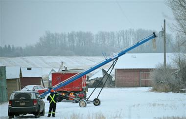 Farm Safety - Augers and Power Lines